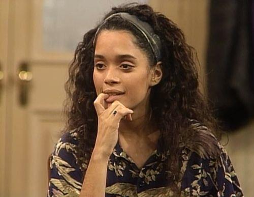 Denise Robinson interpretata da Lisa Bonet