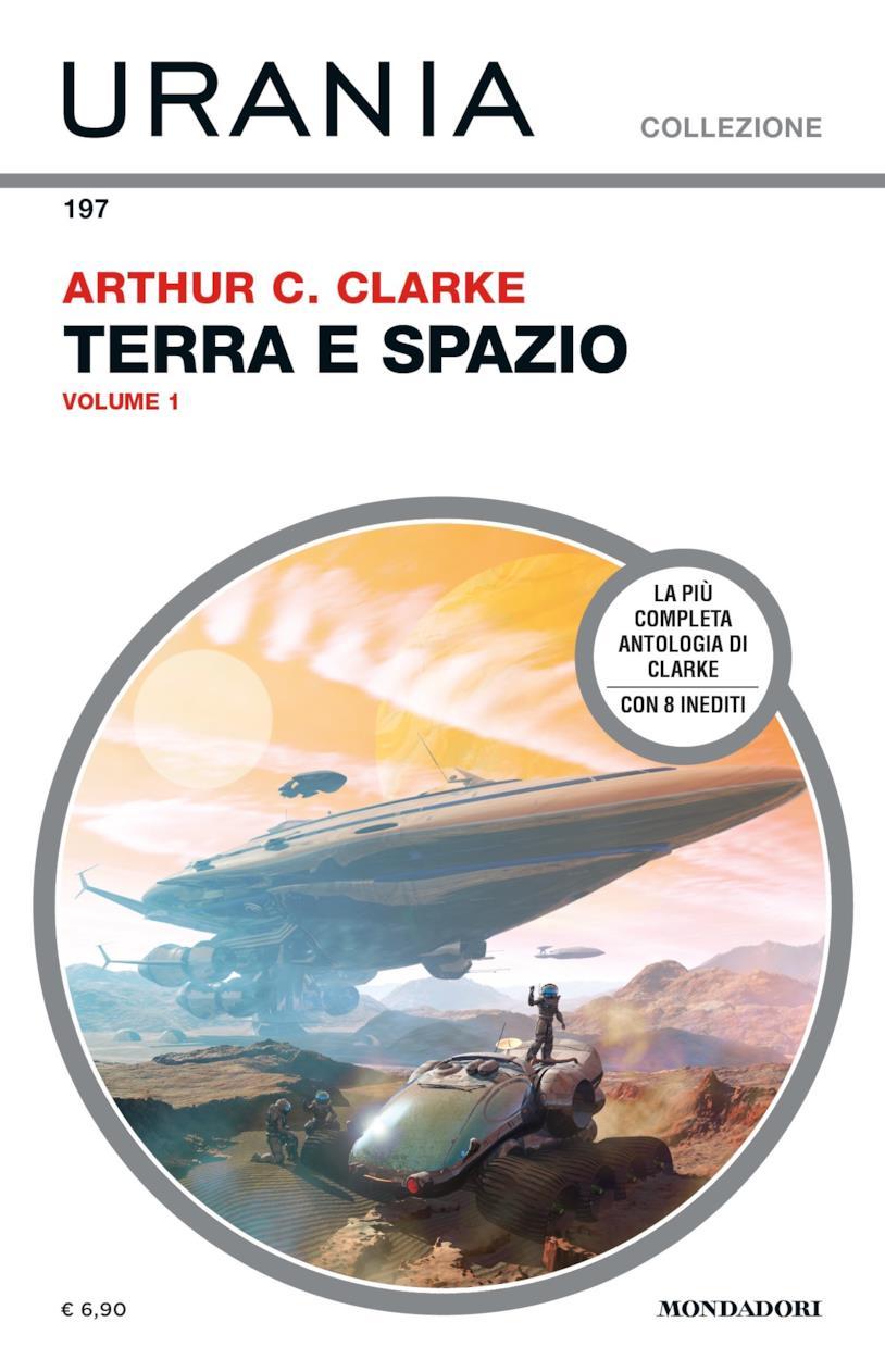 La copertina di Terra e spazio volume 1