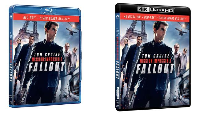 Mission: Impossible - Fallout: Home Video