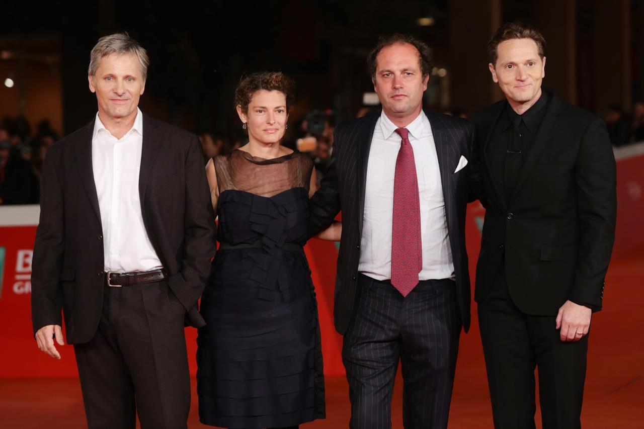 Il cast di Captain Fantastic alla Festa del Cinema di Roma