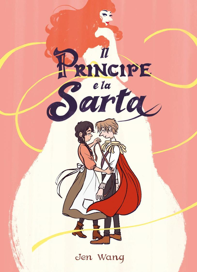La copertina di Il principe e la sarta