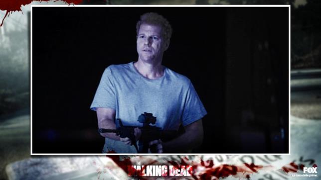 Il dottor Jenner di The Walking Dead