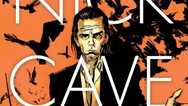 Nick Cave in versione fumetto grazie all'artista Reinhard Kleist