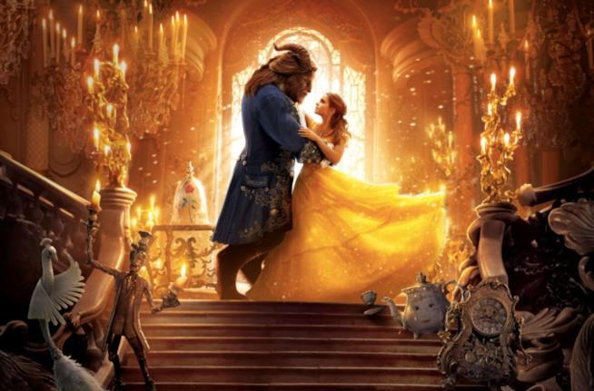 La Bella e la Bestia danzano nel live-action Disney