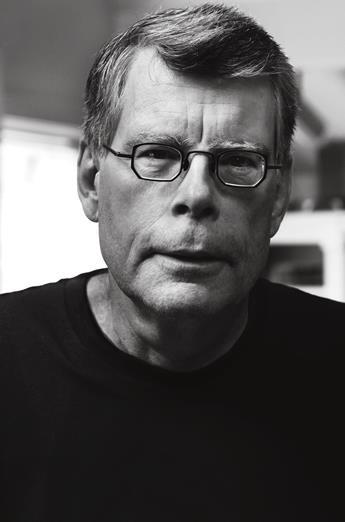 Stephen King, scrittore statunitense