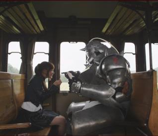 Fullmetal Alchemist, nuove immagini con Homunculi e Alchimisti di Stato