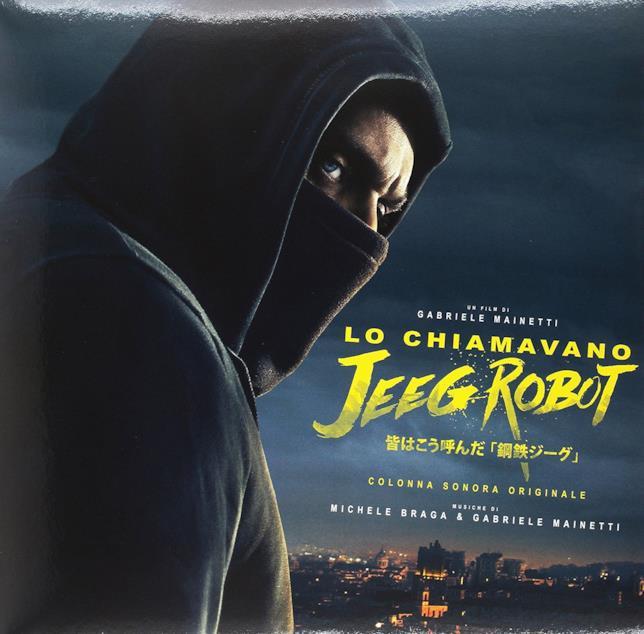 La colonna sonora di Lo chiamavano Jeeg Robot