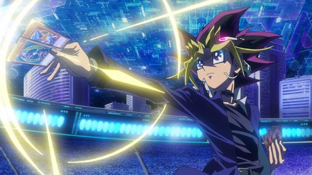 Yu-Gi-Oh! sbarca al cinema con Il Lato Oscuro delle Dimensioni: