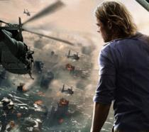 Brad Pitt, protagonista di World War Z