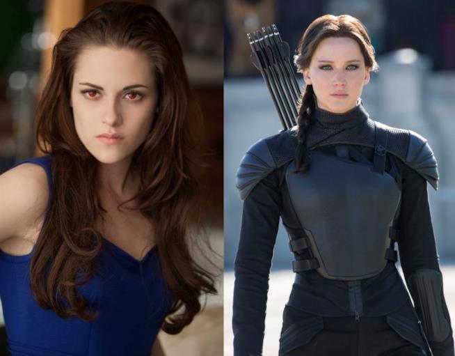 Bella Swan vs Katniss Everdeen