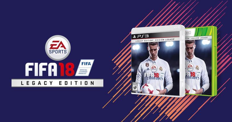 FIFA 18 uscirà anche su PS3 e Xbox 360