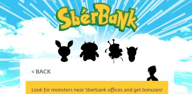 Le promesse della banca che ama Pokémon GO: bonus per l'app!