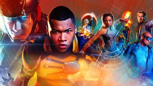 I protagonisti della seconda stagione di DC's Legends of Tomorrow