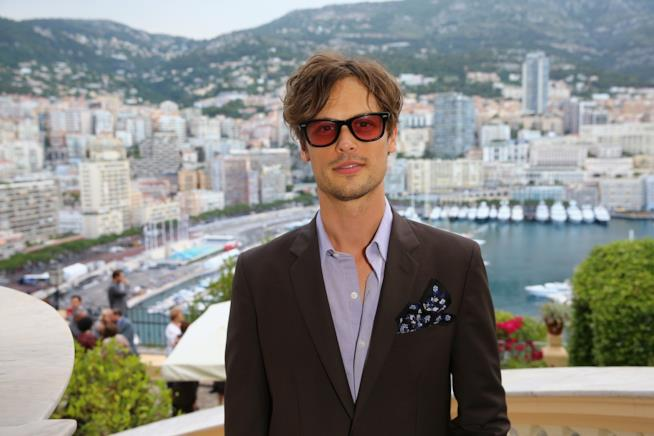 Matthew Gray Gubler a Monte Carlo