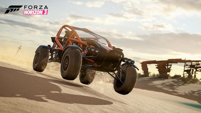La Ariel Nomad 2016 è tra i veicoli già annunciati per Forza Horizon 3