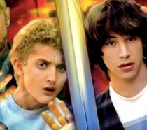 Keanu Reeves in Bill & Ted