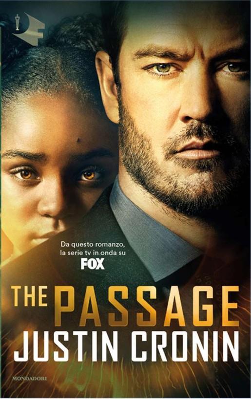 La copertina de Il Passaggio, il libro di Justin Cronin da cui è tratta la serie tv