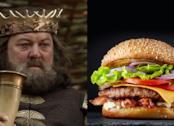Il fast food con menù speciale a tema Game of Thrones