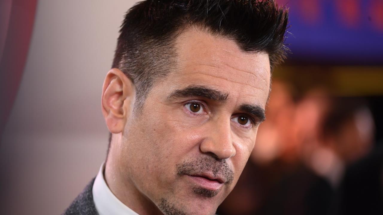 Colin Farrell: lo strano look recente non era per Batman, ma