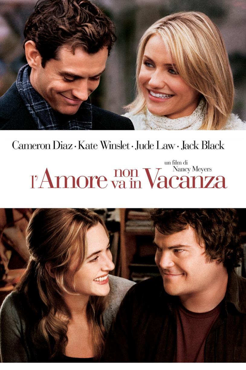 L'Amore non va in Vacanza, locandina del film