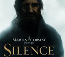 Particolare della locandina di Silence