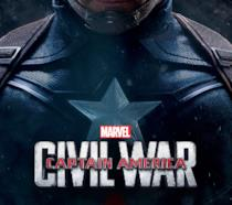 Uno dei poster del film Captain America: Civil War