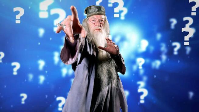 Il mago Albus Silente
