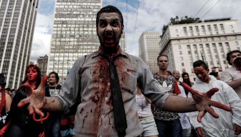 Marcia degli zombie