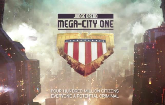 Poster della serie Judge Dredd