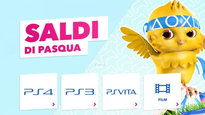 Tutti i giochi PS4, PS3 e PS Vita in saldo su PS Store