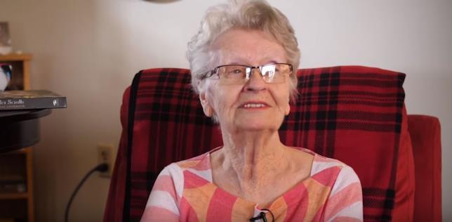 Shirley Curry in un documentario a lei dedicato