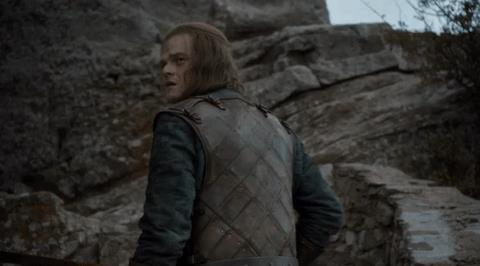 Gif del giovane Ned Stark in GoT 6