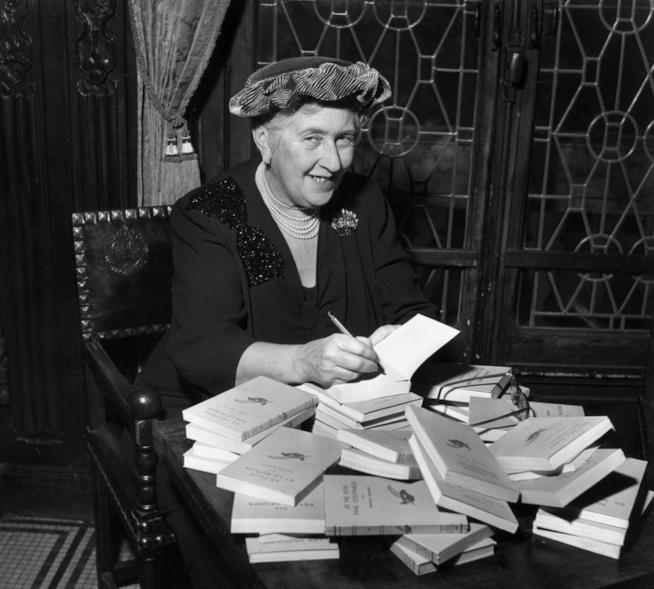 La grande Agatha Christie