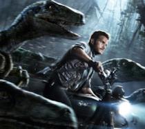 Jurassic World 2 scena