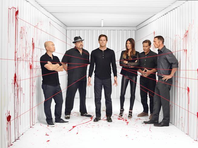 Il cast di Dexter