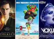 I poster di Tolkien, Angry Birds 2, Vox Lux