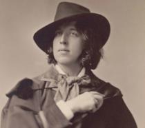 Oscar Wilde in una fotografia