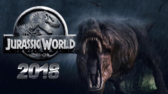 Locandina Jurassic World 2