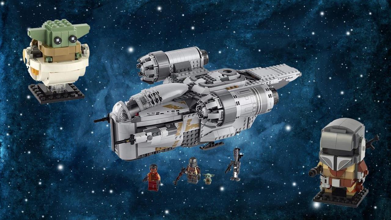 I set LEGO di The Mandalorian sono disponibili (e c