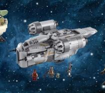 Il set di The Mandalorian in versione LEGO