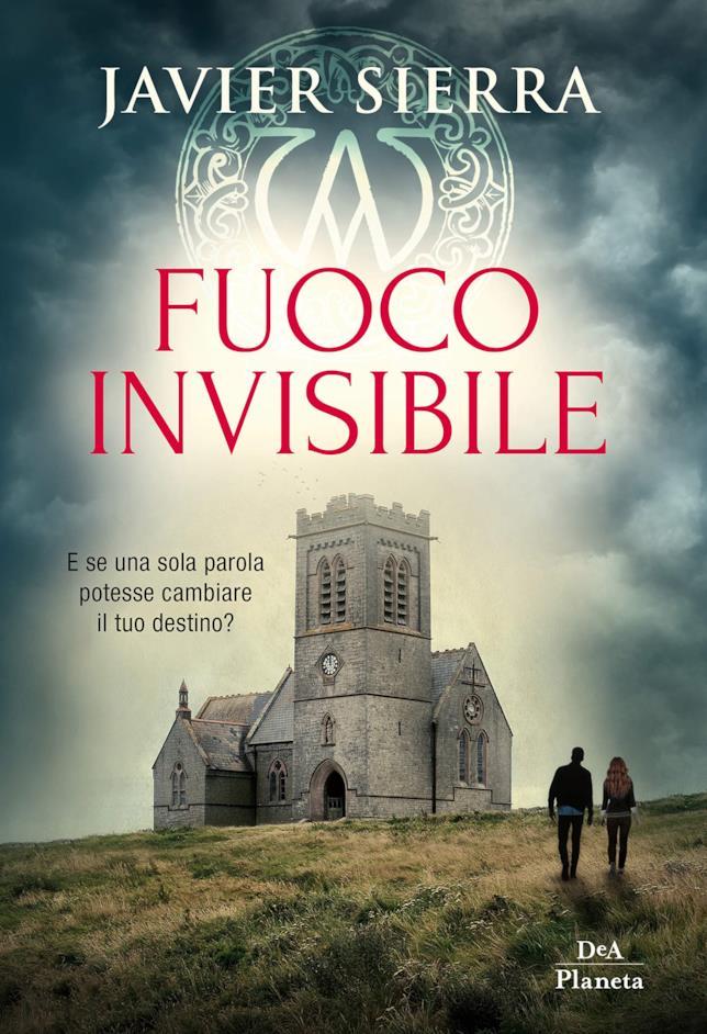 La copertina di Fuoco invisibile
