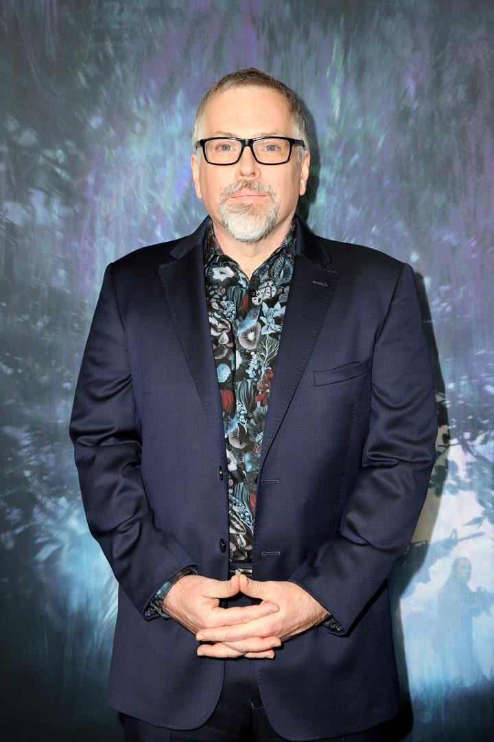Lo scrittore Jeff VanderMeer