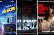 I poster di Pokémon - Detective Pikachu, Pet Sematary, Ted Bundy - Fascino criminale