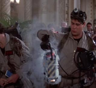 Ray Stantz nel film Ghostbusters