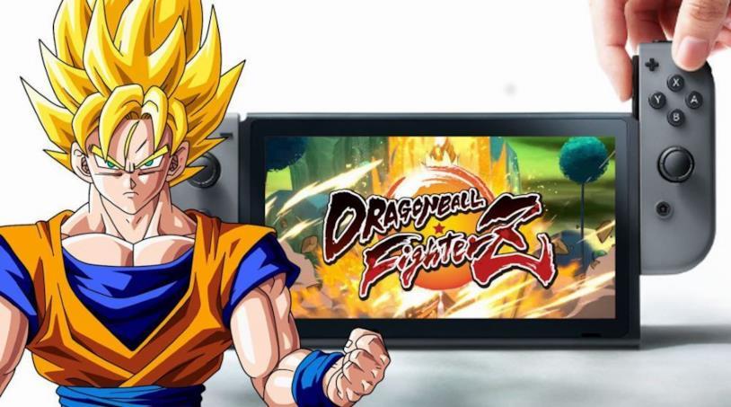 Dragon Ball FighterZ in uscita il 27 settembre su Nintendo Switch