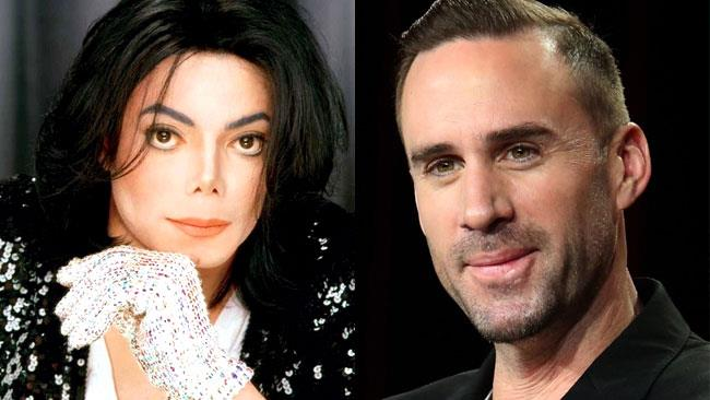 Michael Jackson sarà interpretato da Joseph Fiennes