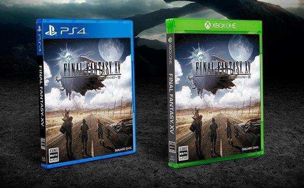 Final Fantasy XV è disponibile su PC, PS4 e Xbox One
