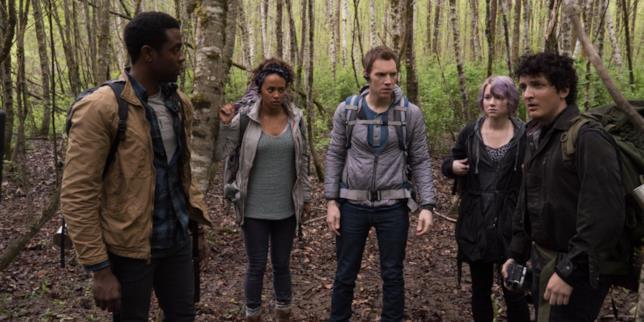 Gli attori che compongono il cast del nuovo Blair Witch