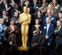 Oscar Luncheon: i candidati agli Academy Awards 2018 in posa