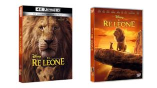 Il Re Leone: il remake Disney in Home Video a dicembre 2019